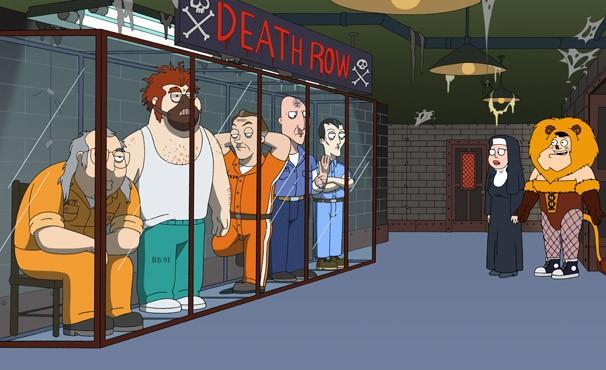 Os serial killers não fazem nada do que Stan esperava e acabam sendo soltos (Foto: Divulgação / Twentieth Century Fox)