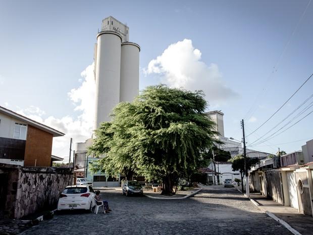 Vila Nossa Senhora do Carmo (Foto: Jonathan Lins/ G1)