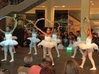 Aulas gratuitas de dança para crianças e adolescentes são oferecidas em RO