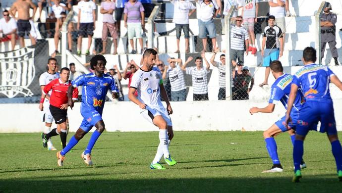União Barbarense x Matonense (Foto: Sanderson Barbarini / Foco no Esporte)