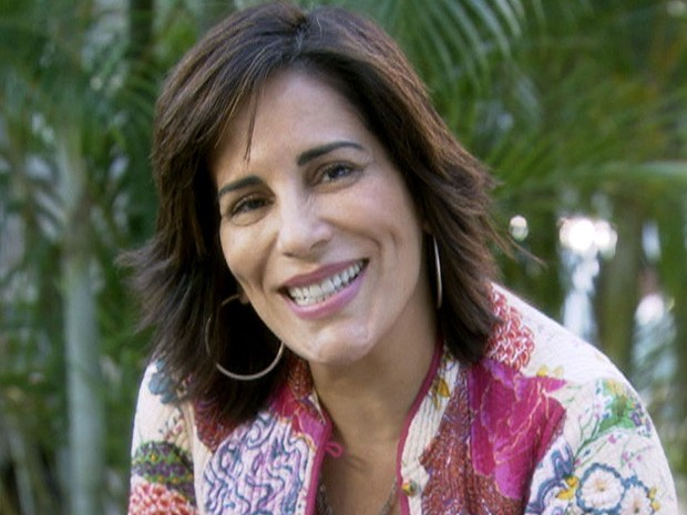 Gloria Pires relembrou Marisa, de Dancin'Days (Foto: Vídeo Show/TV Globo)
