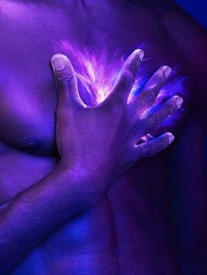 Dor no peito (Foto: Getty Images)