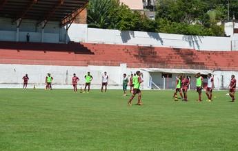 Sem descanso, Boa treina e se prepara para primeiro jogo em casa no Mineiro