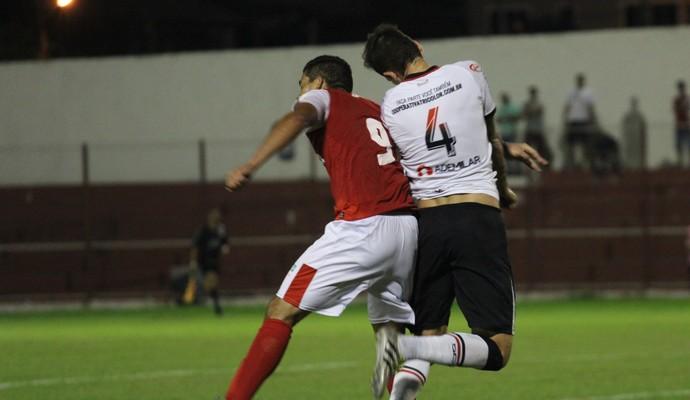 Inter de Lages x Joinville (Foto: Beto Lima/JEC.com.br)