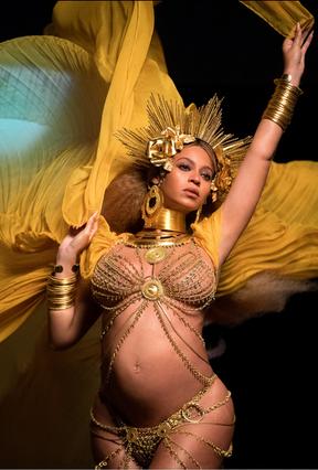 Beyoncé (Foto: Reprodução / Site Beyoncé)