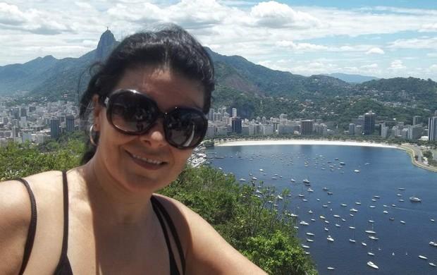 Mônica Oliveira e Silva é de Manaus (AM) e mora no RJ há 13 anos (Foto: Reprodução/Facebook)