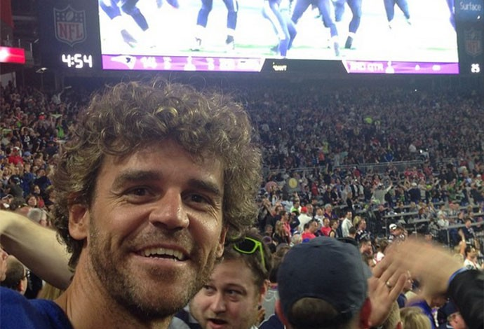 Guga, Gustavo Kuerten, Superbowl, NFL (Foto: Instagram)
