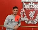 """Após renovação, Coutinho se declara ao Liverpool: """"Meu coração está aqui"""""""