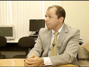 Promotor suspeita que tenha ocorrido fraudes nas licitações em Januária. (Foto: Reprodução/Inter TV)