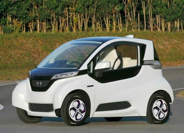 Honda Micro Commuter Prototype (Foto: Divulgação)