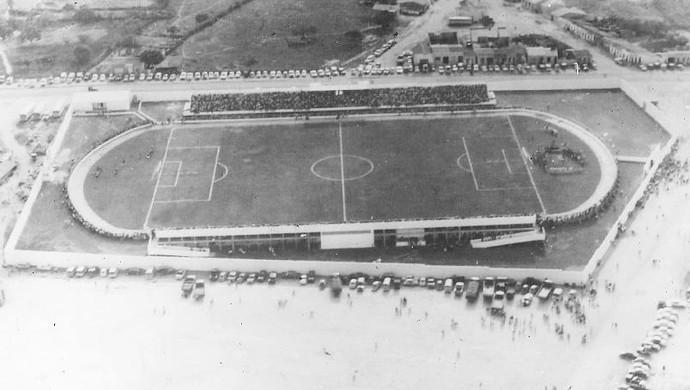Estádio Presidente Médici (Foto: Arquivo/Matheus Tavares)