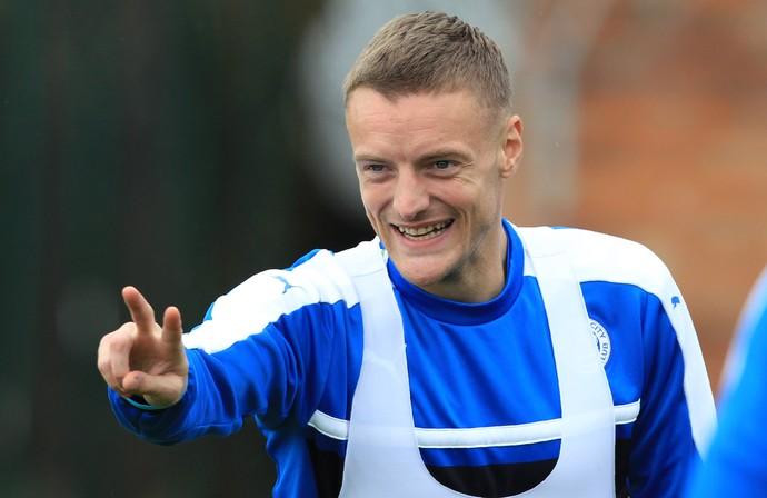 Jamie Vardy Leicester (Foto: Reuters)