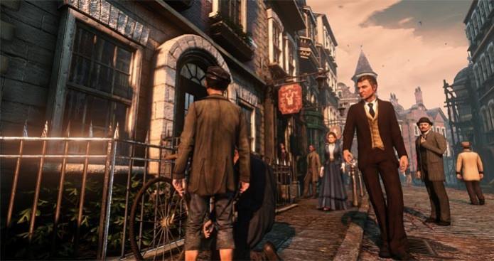 Sherlock Holmes: Crimes & Punishments (Foto: Divulgação)