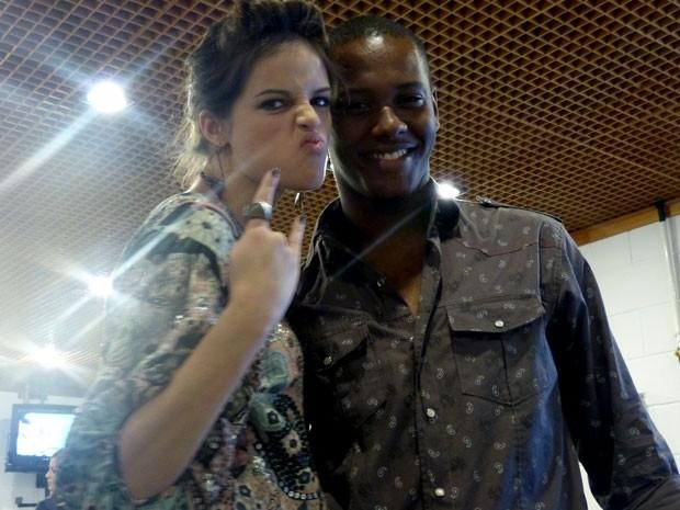 Agatha, Danilo  (Foto: Malhação / TV Globo)