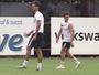 TE: Ronaldo Mendes aproveita chance e treina para final do Paulistão