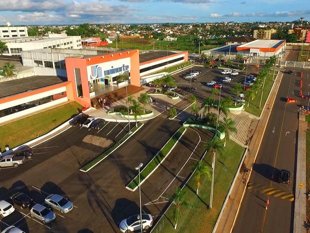 A partir de agora, Uniron será gerida pela faculdade Uninorte do AC (Foto: Uninorte/ Divulgação)
