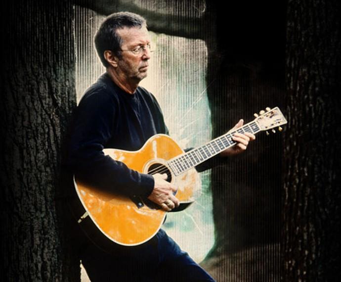 Eric Clapton fez uma música para falar sobre paternidade (Foto: Divulgação)
