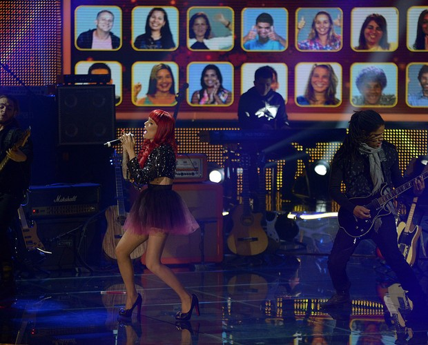 Move Over Duelos 2 (Foto: Camila Serejo/TV Globo)
