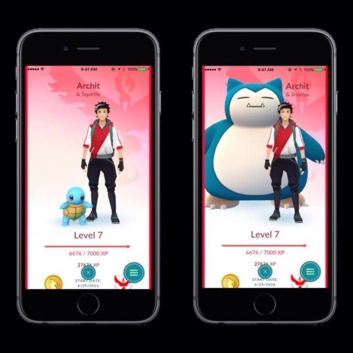 Entenda como funciona o sistema de companheiro em Pokémon Go (Foto: Divulgação/Niantic)