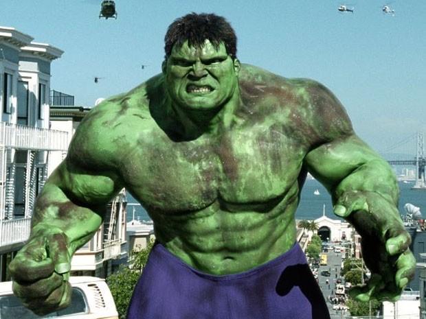 Eric Bana em 'Hulk' (Foto: Divulgação)