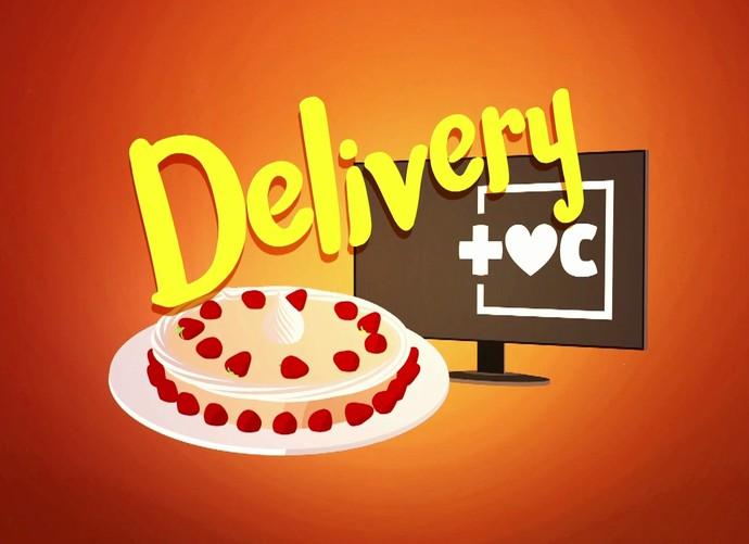 Delivery Mais Você logo nova laranja (Foto: TV Globo)
