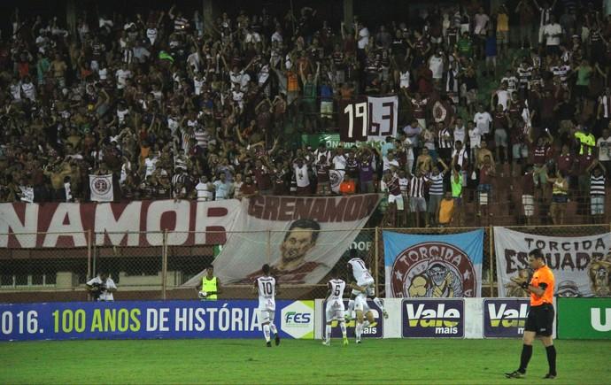Espírito Santo x Desportiva (Foto: Henrique Montovanelli/Desportiva Ferroviária)
