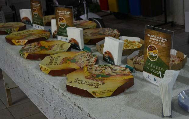 Pizza em Pauta agora na Mercatto Comunicação (Foto: Marketing/TVCA)