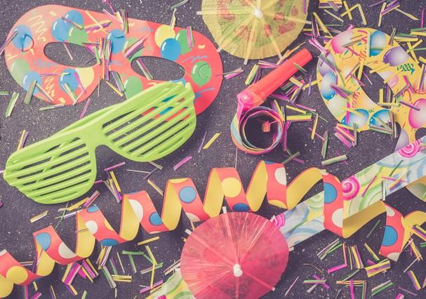 Partiu Carnaval! (Foto: Thinkstock)