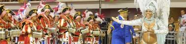 MUG é tetracampeã do carnaval do ES; Boa vista fica em 2º (Beto Morais/ G1ES)