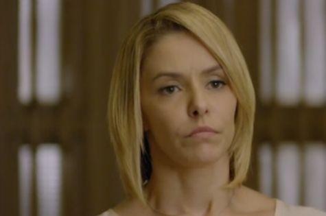 Bianca Rinaldi, a Sílvia de 'Em família' (Foto: Reprodução)