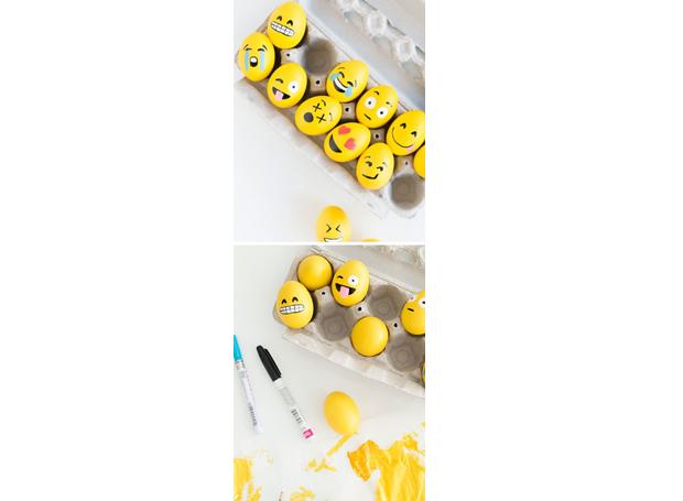 4-decoracao-ovos-de-pascoa-pinterest-emoji-emoticon (Foto: Pinterest)