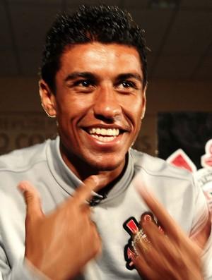 Paulinho Corinthians (Foto: Marcos Ribolli / Globoesporte.com)