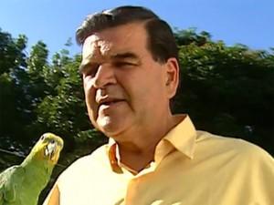 Jacão era uma importante fugura ligada ao samba em Porto Alegre (Foto: RBS TV/ Reprodução)