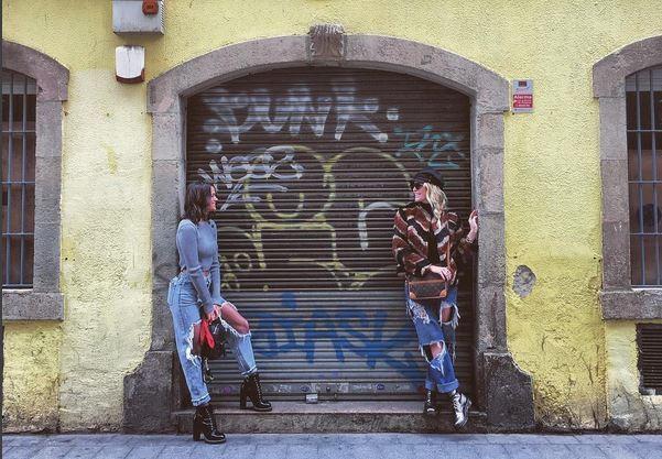 Bruna Marquezine e Julia Faria (Foto: reprodução/instagram)