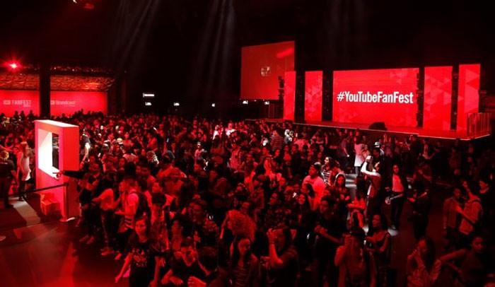 YouTube FanFest Brasil 2016