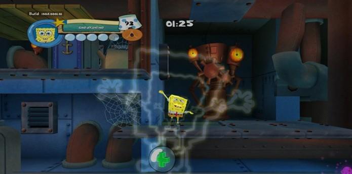 SpongeBob SquarePants: Underpants Slam! (Foto: Divulgação)
