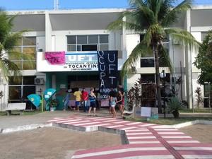 Ocupação em Miracema começou nesta quinta-feira (3) (Foto: Divulgação)