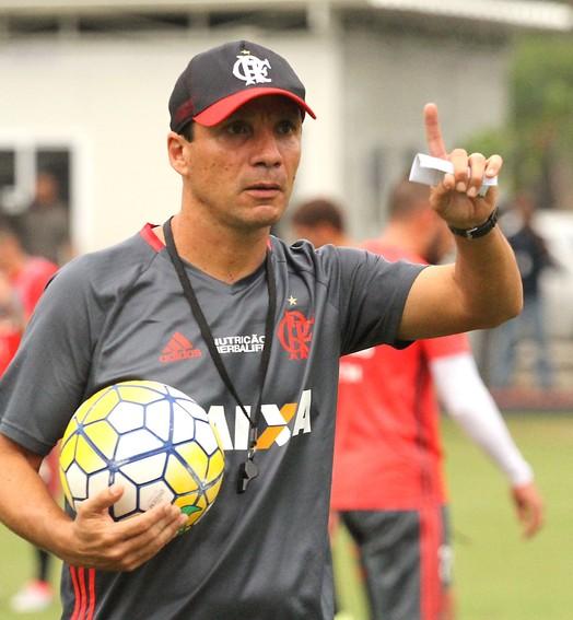 o número 1 (Gilvan Souza - Divulgação, Flamengo)