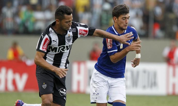 Arrascaeta Cruzeiro (Foto: Washington Alves/Light Press)