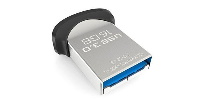 Pendrive USB 3.0 mais em conta da Sandisk (Foto: Divulgação/Sandisk)