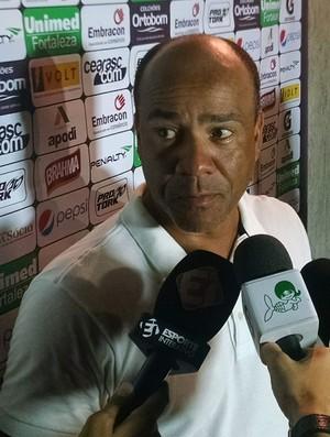 Sérgio Soares, Ceará (Foto: Juscelino Filho)