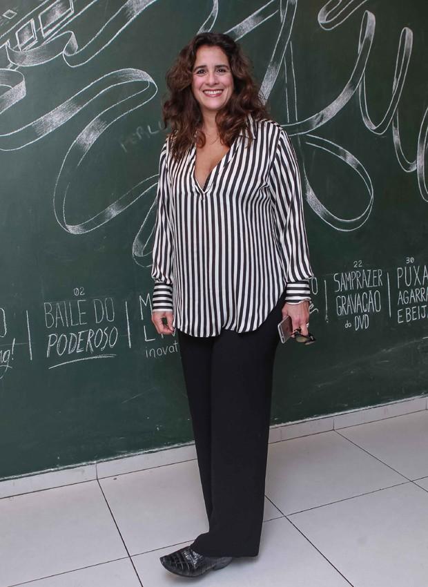 Lúcia Veríssimo (Foto: Raphael Castello/AgNews)