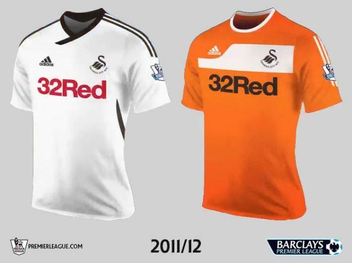 Swansea Premier League Retrô