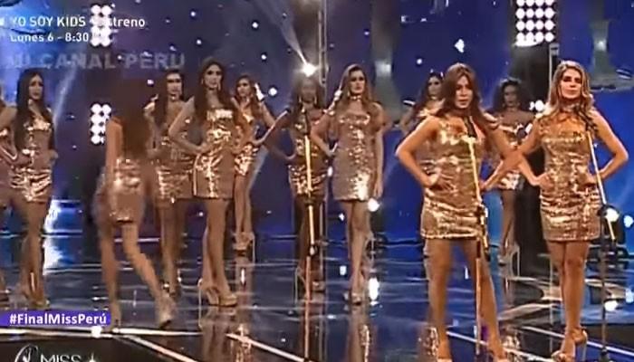 Miss Peru 2017 (Foto: Reprodução)