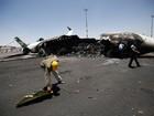 Coalizão árabe bombardeia o sul do Iêmen