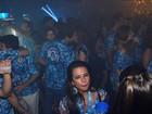 Thaila Ayala nega 'toco' em Flávio Canto: 'É ex da minha melhor amiga!'