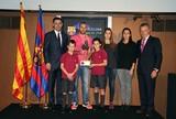 Mascherano é eleito melhor jogador da última temporada no Barcelona