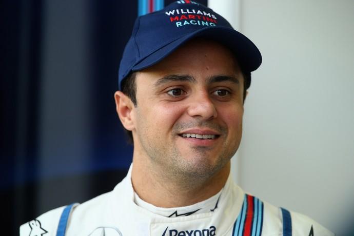 Felipe Massa destacou trabalho de ajustes e foco nas configurações da Williams (Foto: Getty Images)