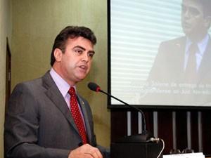 Deputado Gilson Moura (PROS/RN) foi denunciado pelo MPF (Foto: Assembleia Legislativa do RN/Arquivo)