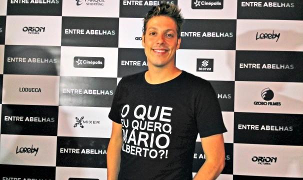 Fábio Porchat  (Foto: TV Liberal)